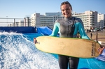 In Sochi will open artificial wave for surfing