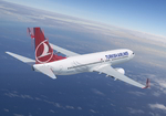 Flying to Sochi by Turkish Airlines
