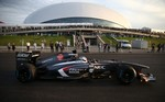 Tickets for F1 in Sochi