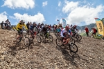 In the mountains near Sochi will be held a massive downhill cyclists